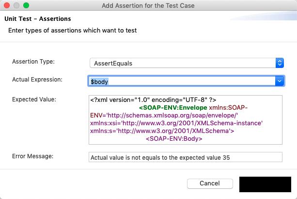 Add Assertions